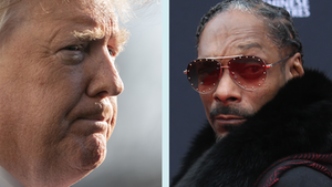 Donald Trump und Snoop Dogg