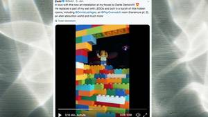 Dj Zedd Lego