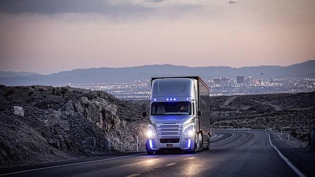 Freightliner Cascadia - Daimler setzt voll auf die USA