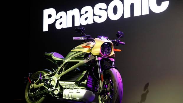 Ein Elektro-Motorrad aus dem Hause Harley-Davidson