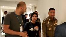 Asyl: Rahaf Mohammed al-Kunun