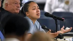 Cyntoia Brown hat nahezu ihr halbes Leben im Gefängnis verbracht. Ab Herbst soll sie eine freie Frau sein.