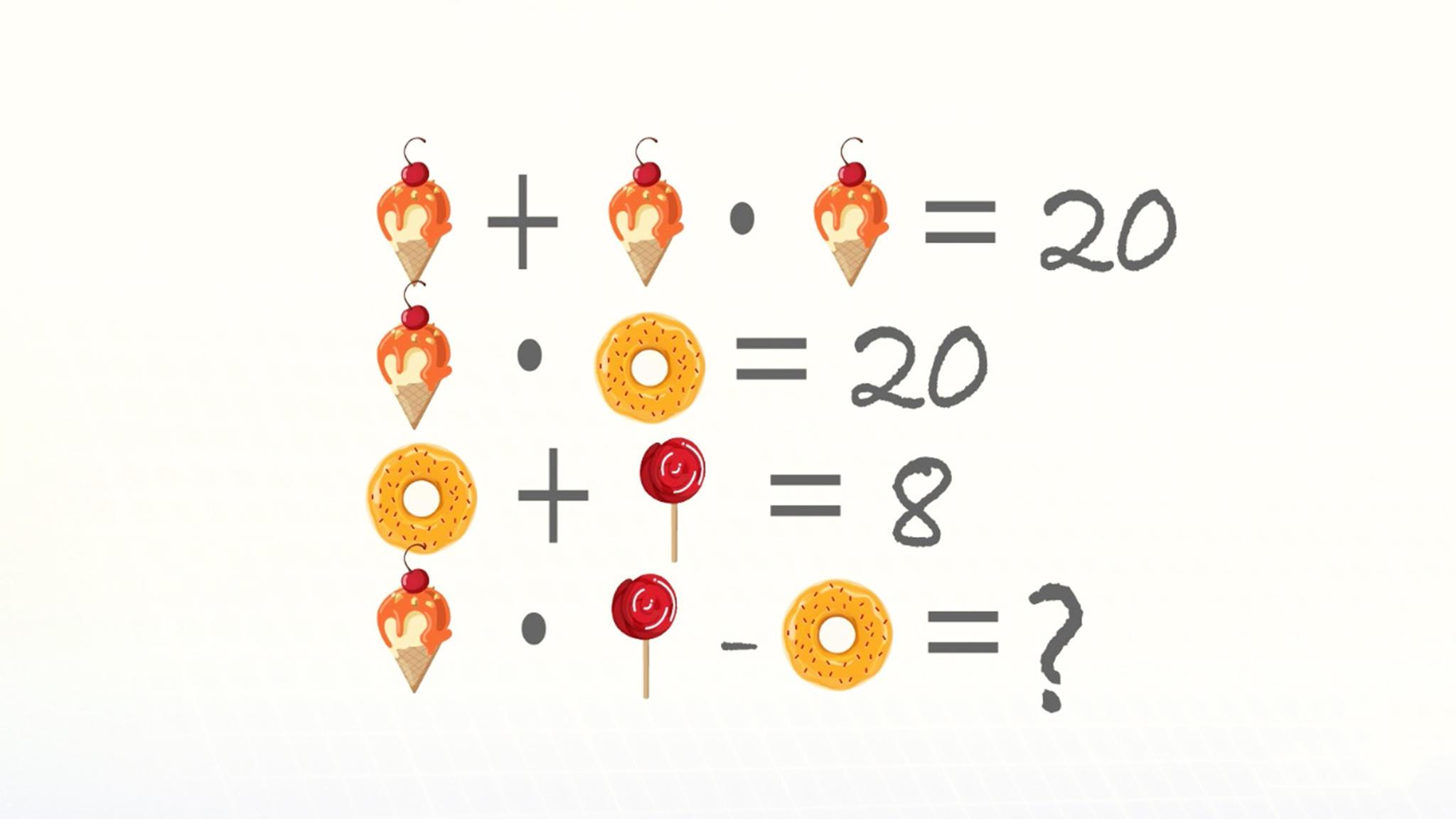 Denksport Jedes Symbol Steht Für Eine Zahl Könnt Ihr Dieses