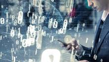 Die Daten auf dem Smartphone sind nicht sicher vor Angriffen - im Gegenteil (Symbolbild)