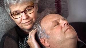 Birthe Krabbes hat heilende Hände. Und ihr Mann Carsten überlebte Unfall und Koma