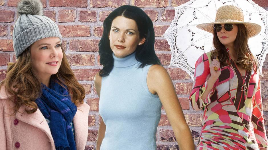 """NEON-Style: Lorelai von den """"Gilmore Girls"""""""