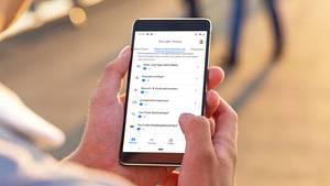 Android-Smartphones sammeln viele Daten über ihre Besitzer