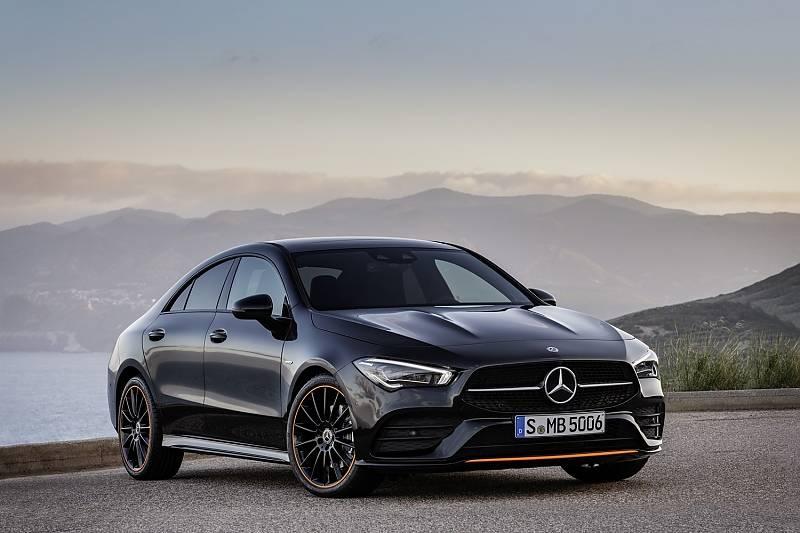 Mercedes CLA 250 2019 - 4,69 Meter lang