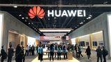 CES 2019 - Stand von Huawei