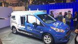 Ford CES 2019 - Paketlieferung von morgen