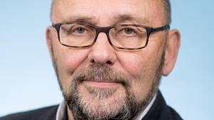 Opfer eines brutalen Überfalls: der Bremer AfD-Bundestagsabgeordnete Frank Magnitz