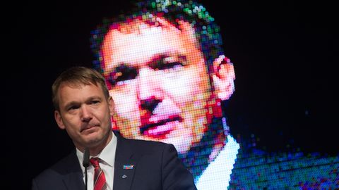 Andre Poggenburg von allen AfD-Parteiämtern ausgeschlossen
