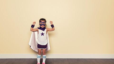 10 Namen für starke Mädchen
