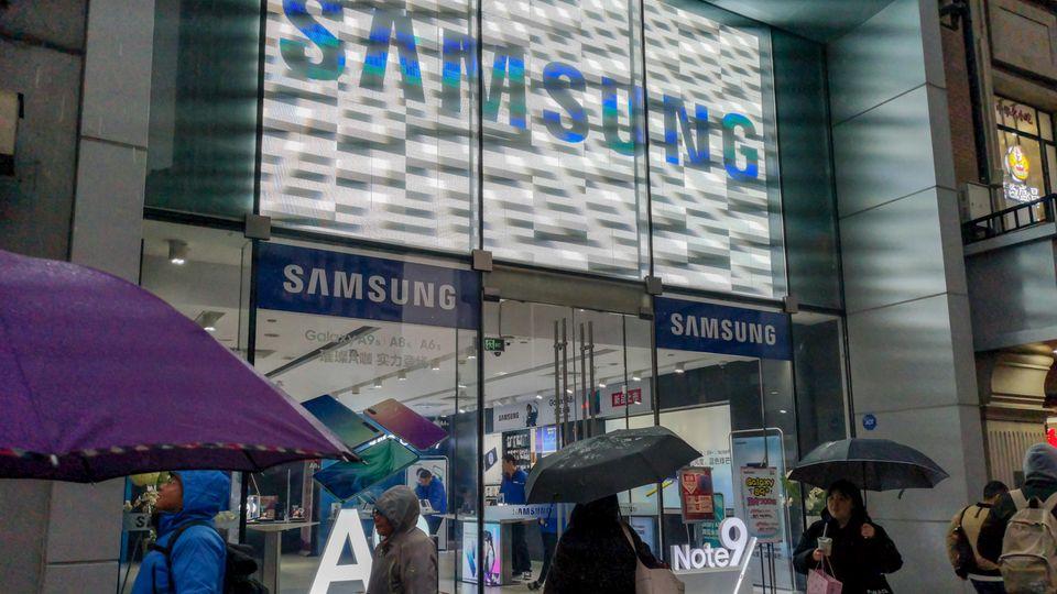Tech-Branche: Samsung brechen die Gewinne weg - der Grund sollte der ganzen Branche Sorgen machen