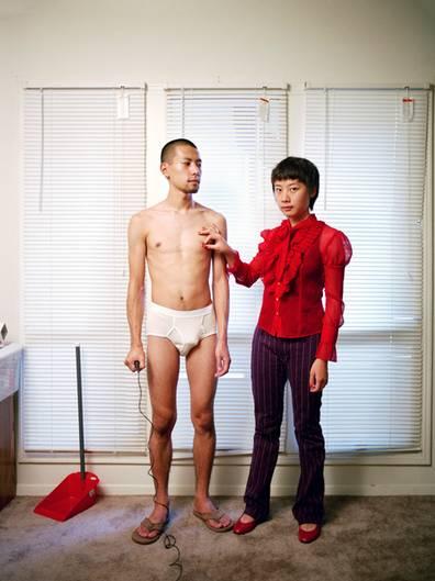 Pixy Liao und ihr Freund