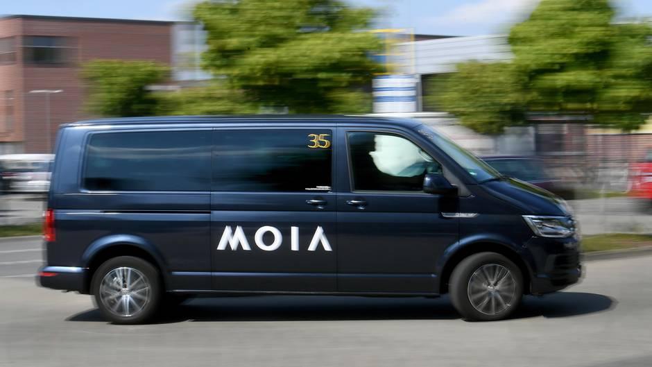 Moia geht in Hamburg an den Start