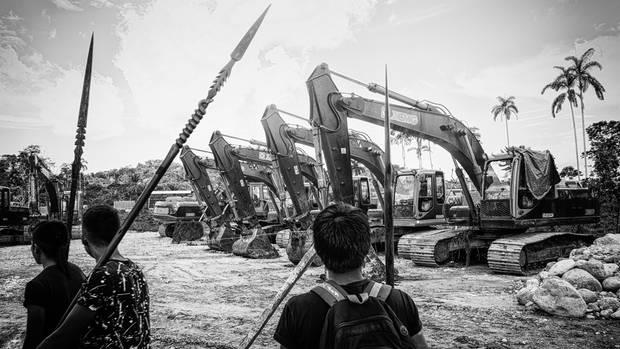 Ecuador: die Shuar Arutam kämpfen um den Amazonas-Regenwald