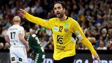 Silvio Heinevetter, Tor  Füchse Berlin, 34 Jahre alt, 180 Länderspiele