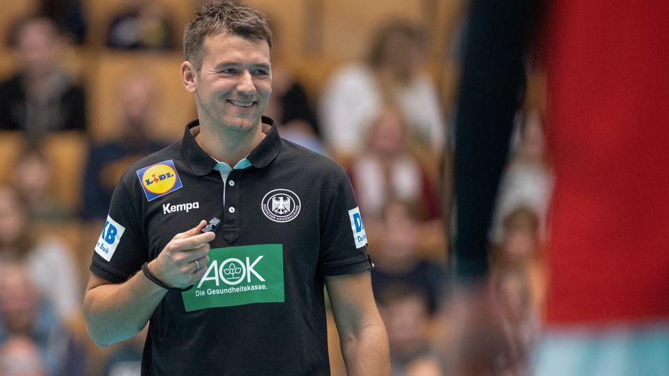ChristianProkop, Bundestrainer  Prokop ist seit Anfang 2017 Bundestrainer. Die WM in Dänemark und Deutschland ist sein erstes große Turnier. Er ist Nachfolger des Isländers Dagur Sigurdsson, der die Nationalmannschaft 2016 zur Europameisterschaft führte.