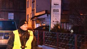 """In dem """"Escape Room"""" in der nordpolnischen HafenstadtKoszalin starben fünf Teenager bei einem Brand"""