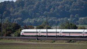 Wittenberg: ICE-Lokführer mit 2,5 Promille gestoppt