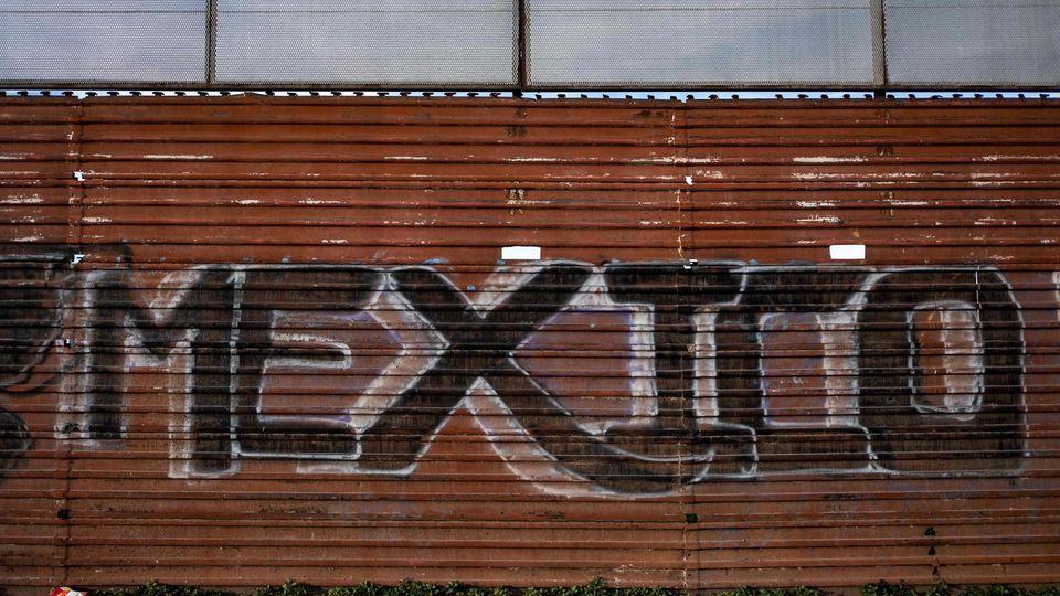 Mauer zu Mexiko - Fragen und Antworten zu Donald Trumps Prestige-Projekt