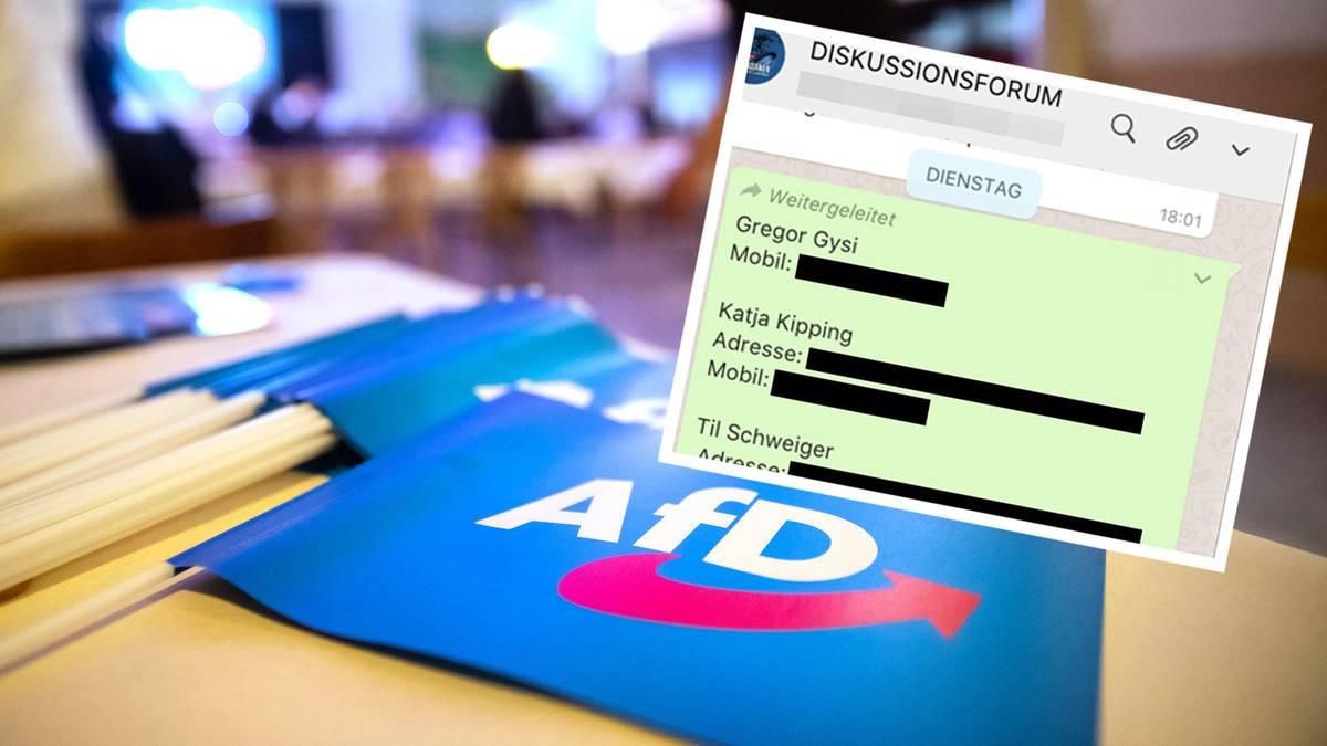 """Kontroverse Diskussion: """"Von Hofreiter gibt's nichts?"""" Gehackte Politiker-Daten landen in AfD-Chat – und sorgen für Debatte"""
