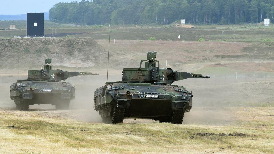 stern-Exklusiv: Rheinmetall will doch keine Panzer für Erdogan bauen