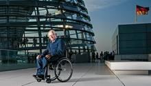 Wolfgang Schäuble im Interview über die Zukunft der CDU