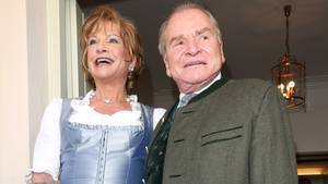 Angela und Fritz Wepper