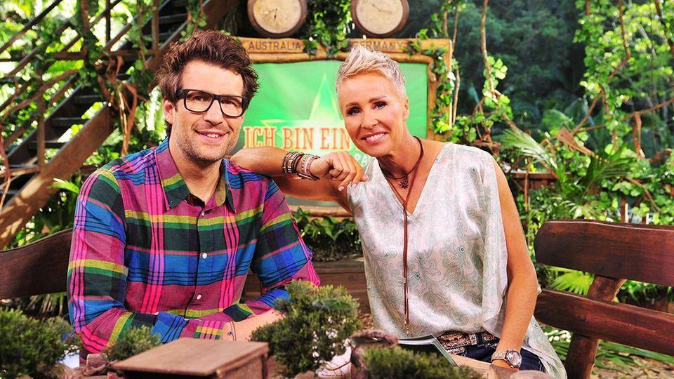 Dschungelcamp mit Daniel Hartwich und Sonja Zietlow