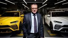 Der SUV Urus beschert Lamborghini-Chef Stefano Domenicali ein sattes Plus.