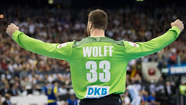 Handball WM Andreas Wolff