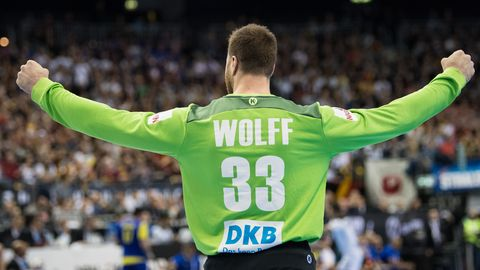 Handball WM Andreas Wolff