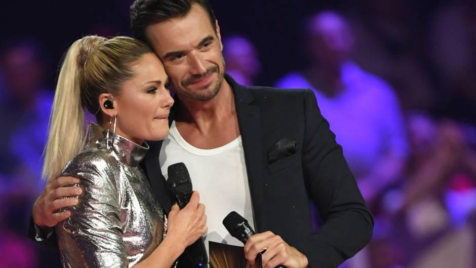 Helene Fischer und Florian Silbereisen hatten erst vor kurzem ihre Trennung bekanntgegeben