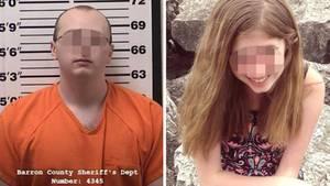Der 21-jährige Verdächtige soll die Eltern der 13-Jährigen erschossen haben, um das Mädchen zu entführen