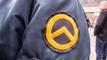 """Logo der rechtsextremistischen """"Identitären Bewegung"""""""