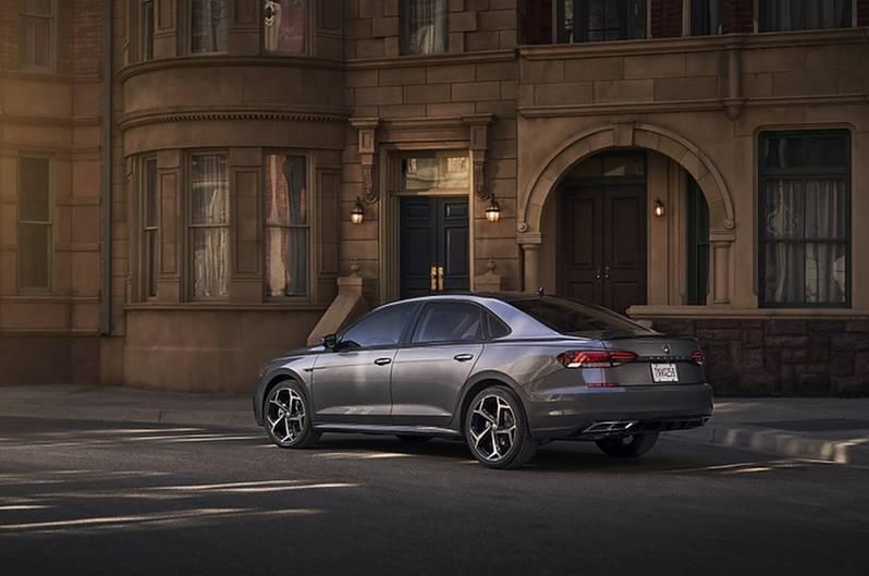 VW Passat USA 2020 - optisch markant verändert