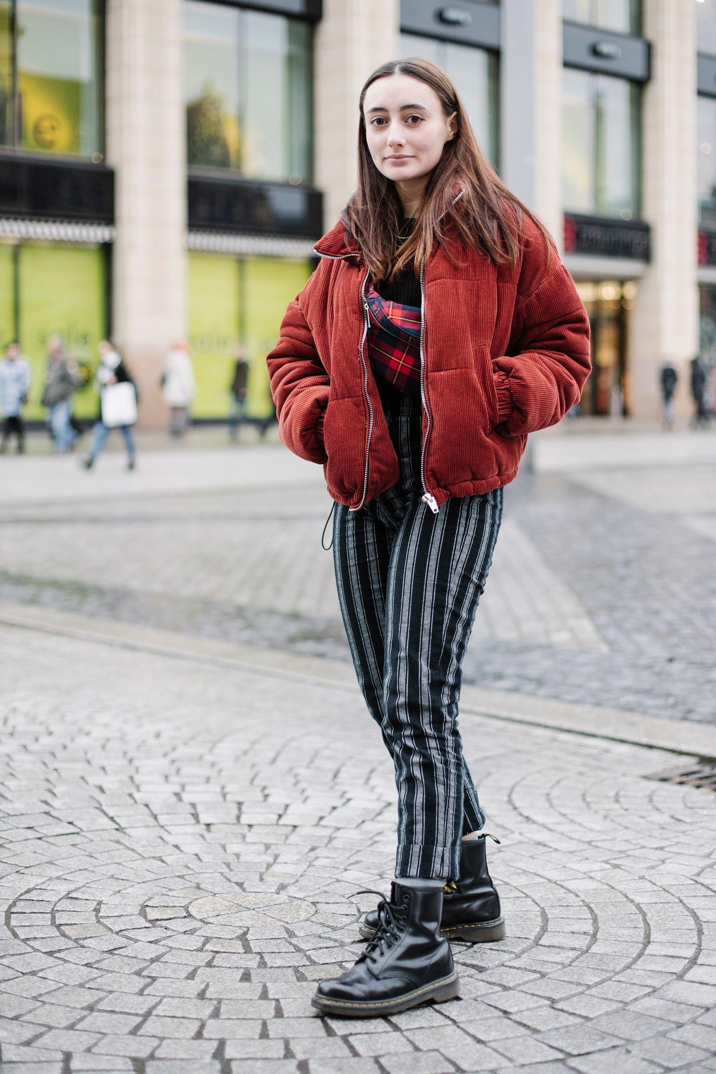 NEON-Streetstyle: Luisa aus Leipzig