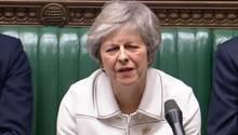 Vor Brexit-Abstimmung: Theresa May warnt vor Auseinanderbrechen Großbritanniens