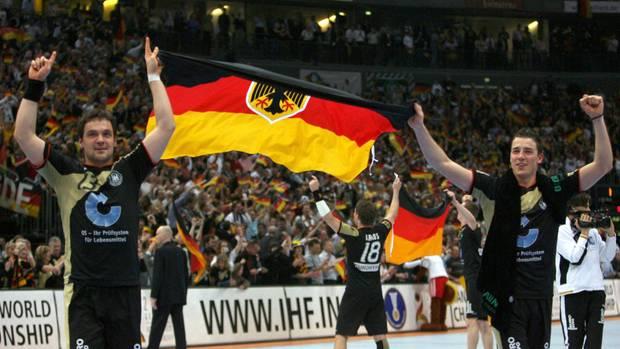Handball-WM Deutschland Frankreich