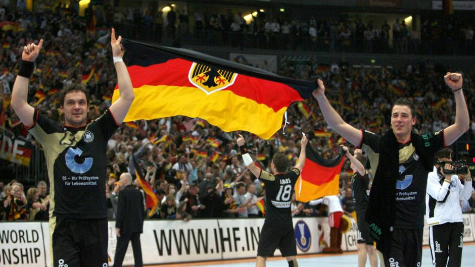 Handball Wm Deutschland Gegen Frankreich Wird Es Wieder Ein Drama