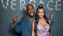 Kanye West und Kim Kardashian vergrößern ihre Familie