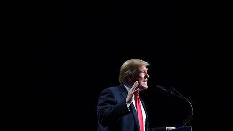 Mauerstreit beschert Donald Trump miese Umfragewerte - seine Anhänger sind offenbar alarmiert