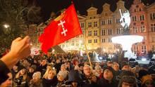 Trauermarsch in Danzig