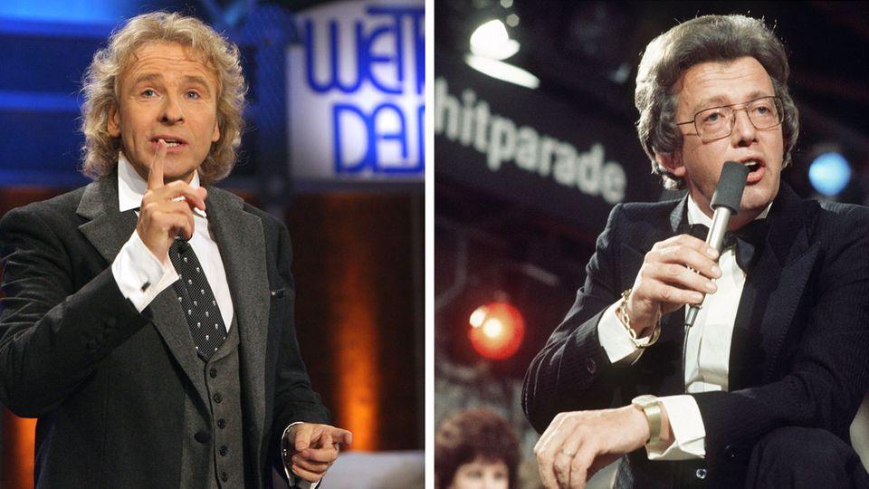 """Thomas Gottschalk soll die ZDF-""""Hitparade"""" moderieren"""