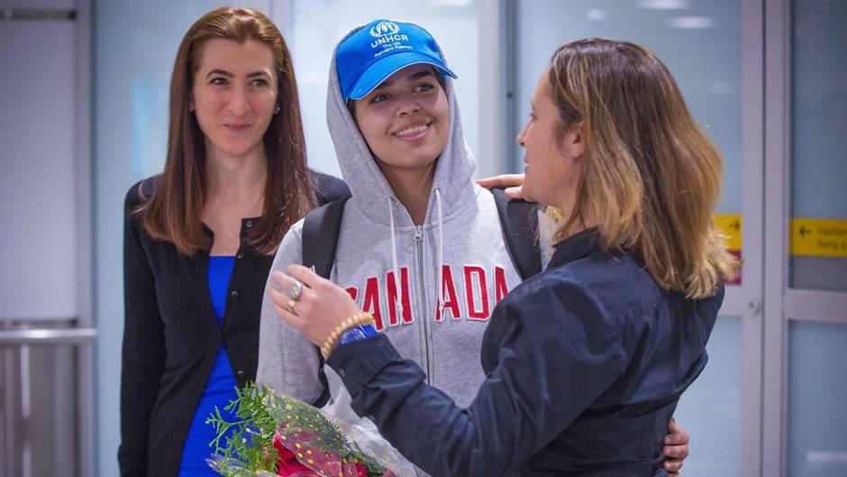 Saudische Teenagerin Rahaf Mohammed al-Qunun in Kanada: Mehr Frauen werden fliehen
