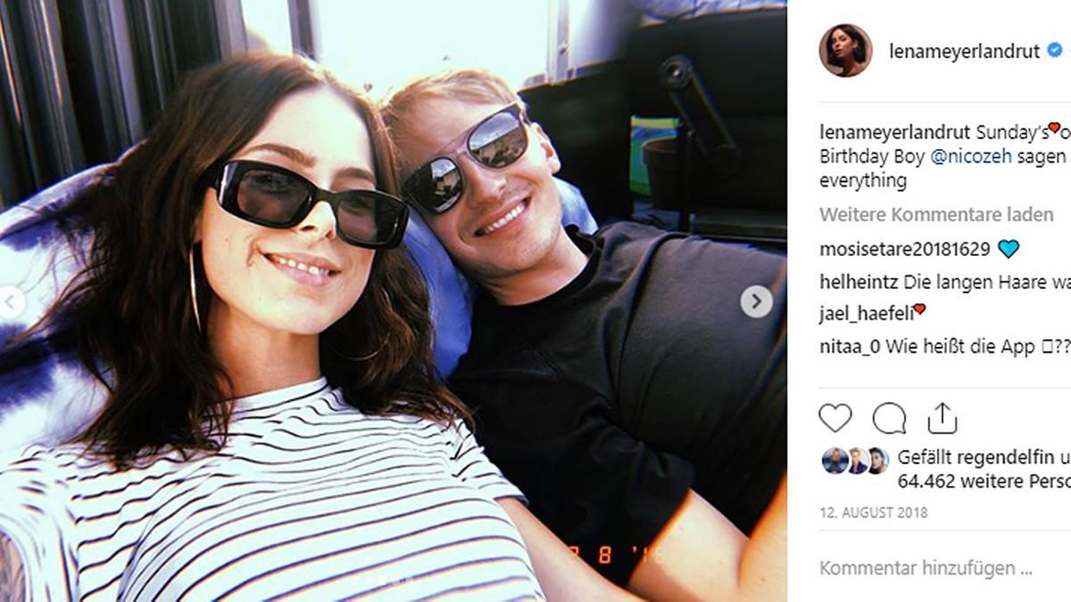Lena Meyer Landrut Auf Instagram Verkundet Sie Trennung Von