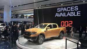 Ford Ranger - auch er könnte zukünftig von der VW-Ford-Kooperation profitieren