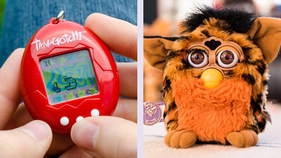 Teste dein Wissen: Von Furby bis Lavalampe: Wann wurden diese Innovationen aus unserer Kindheit erfunden?
